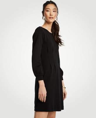 Ann Taylor Corset Sweatshirt Dress