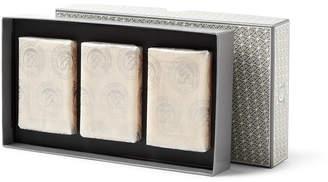 Czech & Speake Set of Three Neroli Soap Bars, 3 x 75g