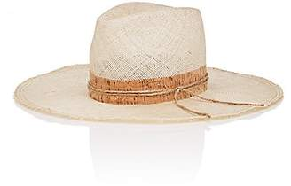 Lafayette House of HOUSE OF WOMEN'S BILLY BOB STRAW HAT - IVORYBONE