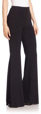 Cinq a Sept Sparrow Side Slit Pants $325 thestylecure.com