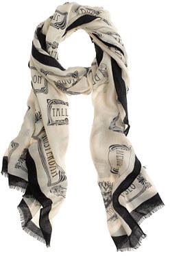 J.Crew Nouveau city scarf