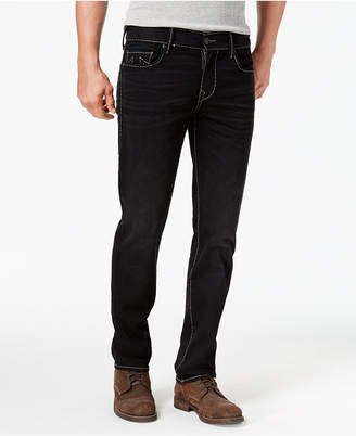 True Religion Cablestitch Slim Fit Stretch Jeans