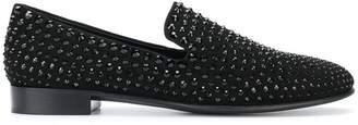 Giuseppe Zanotti Design David loafers