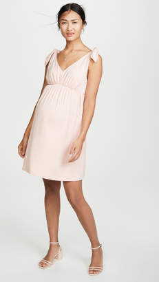 ed17794c22fcb Susana Monaco Isabelline Maternity Fit And Flare Dress