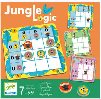 Djeco Jungle Logic Tactical Game