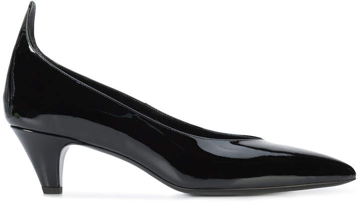 Calvin Klein 205W39nyc heel tab pumps