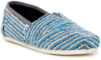 Toms Classic Sequin Boucle Slip-On Shoe