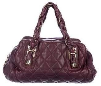 Chanel Lady Braid Bowler Bag