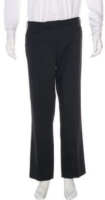 Dolce & Gabbana Wool-Blend Dress Pants