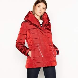 J by Jasper Conran - Red Shawl Collar Padded Coat