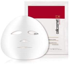 Cellcosmet Switzerland Five-Piece Biotech Cell Brightening Mask