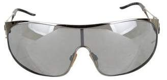Just Cavalli Oversize Shield Sunglasses