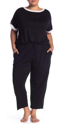 DKNY Pajama Capri Pants (Plus Size)
