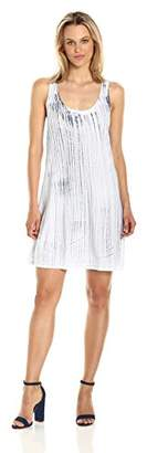 Michael Stars Women's Nautical Wash Tank Dress