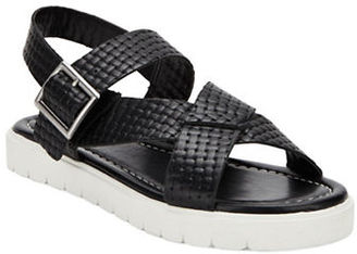 Kelsi Dagger Deedee Flatform Sandals $100 thestylecure.com