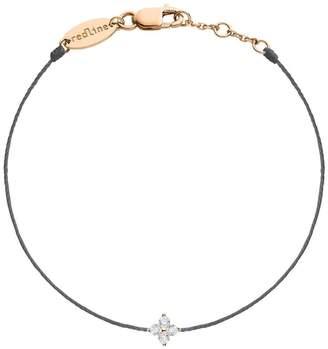 Redline Shiny Diamond Bracelet - Grey