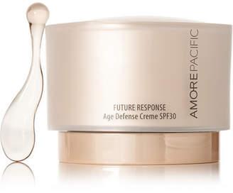 Amore Pacific Spf30 Future Response Age Defense Creme, 50ml - Colorless
