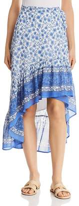 Sage the Label Catarina Wrap Maxi Skirt - 100% Exclusive