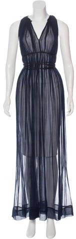 3.1 Phillip Lim3.1 Phillip Lim Pleated Maxi Dress