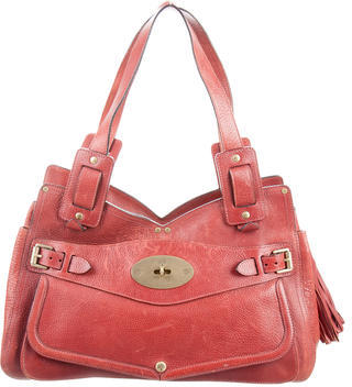 Mulberry Smithfield Shoulder Bag $345 thestylecure.com