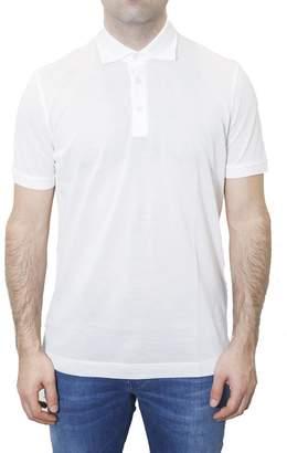 Della Ciana Pique Cotton Polo Shirt
