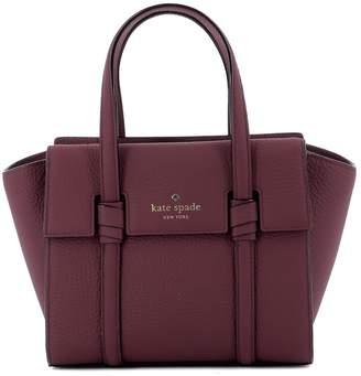 Kate Spade Bordeaux Leather Handle Bag