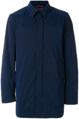 Fay padded shirt jacket