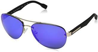 Elie Tahari Women's EL 206 GLD Aviator Sunglasses