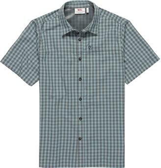 Fjallraven Svante Seersucker Shirt - Men's