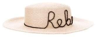 Eugenia Kim Rebel Straw Hat w/ Tags