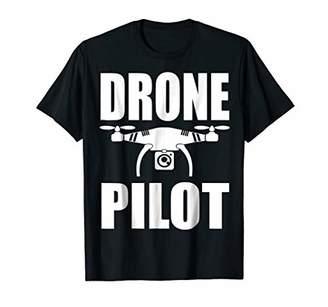 Mens RC Camera Drone Pilot T-Shirt