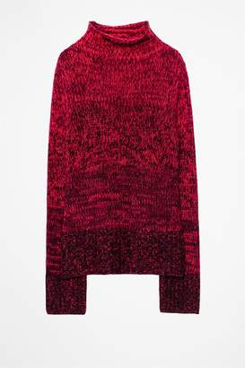 Zadig & Voltaire Crome Deluxe Cashmere Sweater