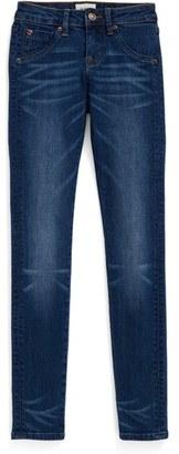 Girl's Hudson Kids 'Collin' Skinny Jeans $49 thestylecure.com