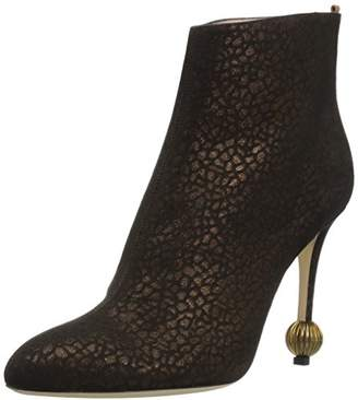 Sarah Jessica Parker Women's Nisa Almond Toe Ankle Boot