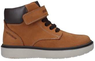 2bc9d31019f Geox Brown Ankle Boots For Women - ShopStyle UK
