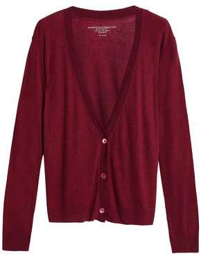 Majestic Filatures Cotton And Cashmere-Blend Cardigan
