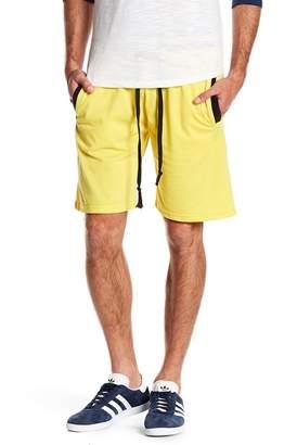 American Stitch Colorblock Trim Shorts