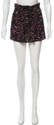 IRO Rhea Mini Skirt