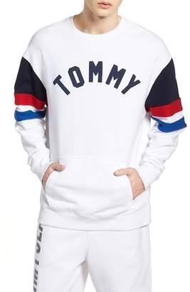 Tommy Jeans Colorblock Sweatshirt