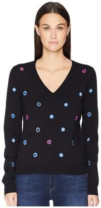 Paul Smith Polka Dot Sweater Women's Sweater