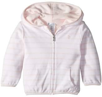 Ralph Lauren Reversible Cotton Hoodie Girl's Sweatshirt
