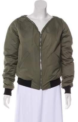 L'Agence Casual Blouson Jacket