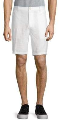Saks Fifth Avenue Classic Linen Shorts