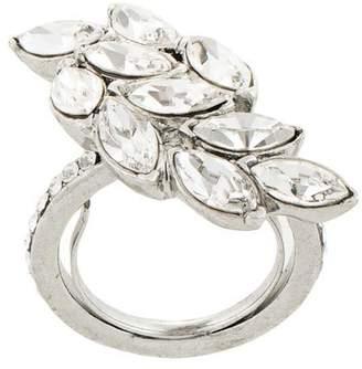 Oscar de la Renta embellished ring