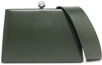 Ratio et Motus - Mini Twin Leather Shoulder Bag - Green