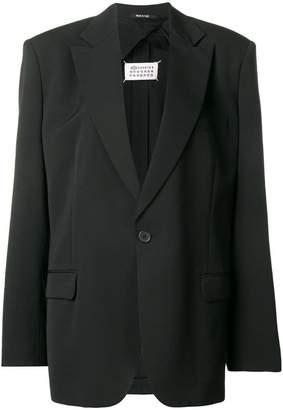 Maison Margiela classic tailored blazer