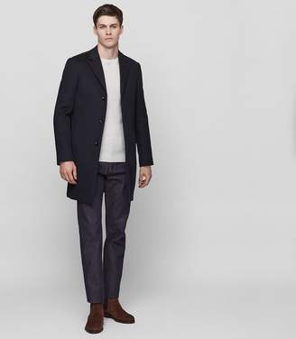 Reiss Marshall Straight Straight-Fit Jeans