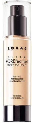 Lorac 'Sheer Porefection' Foundation - Ps1 Fair $35 thestylecure.com