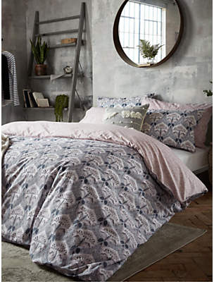 Fat Face Water Lilies Duvet Covet Set