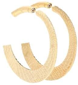 Saint Laurent Curved earrings